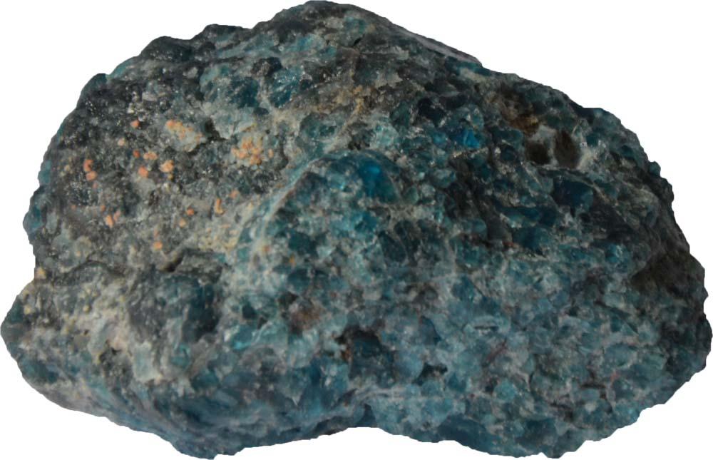 Groen blauwe edelsteen Chrysocolla