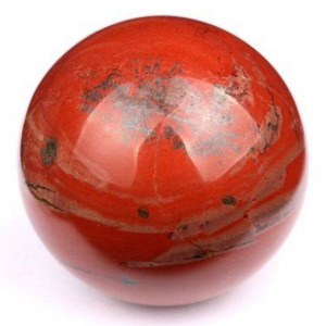 Rode edelstenen, rode jaspis