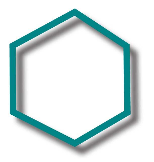 edelstenen en mineralen, Hexagonaal kristalstelsel