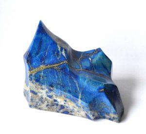 Blauwe edelsteen Lapis Lazuli