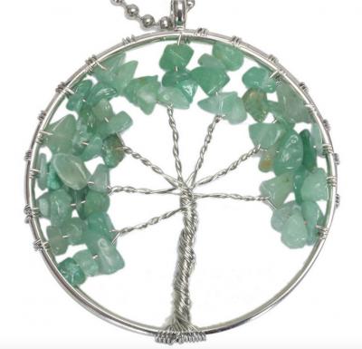 groene edelstenen en mineralen