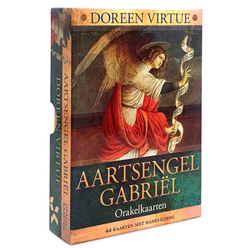 Aartsengel Gabriël - Orakelkaarten