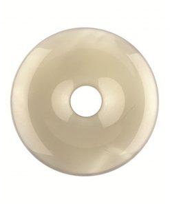 Agaat grijs donut 40 mm