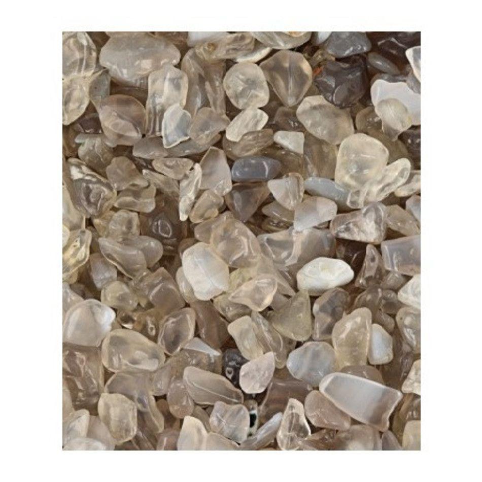 Agaat grijs trommelstenen (mt1)