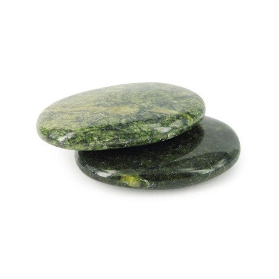 Agaat groen zaksteen