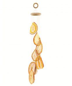 Agaat mobile XL geel