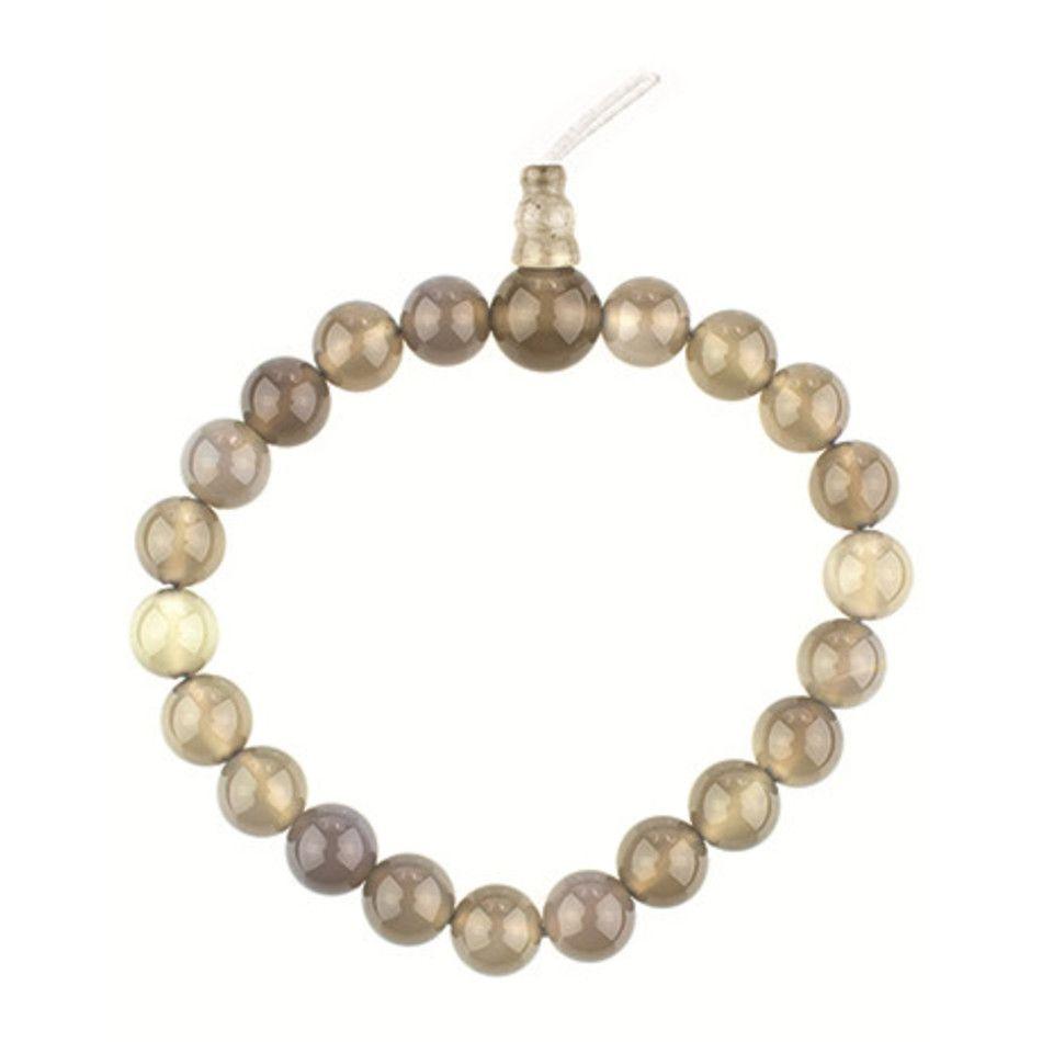 Agaat powerbead armband