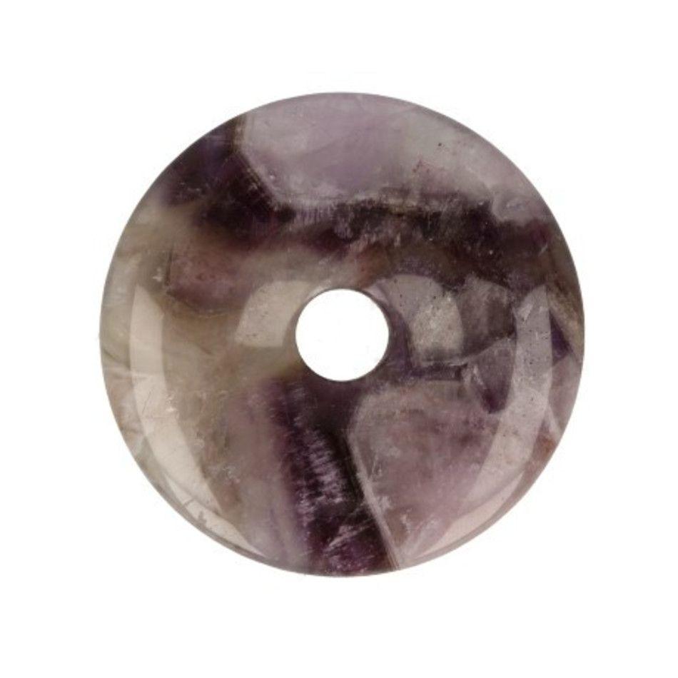 Amethist donut 40 mm
