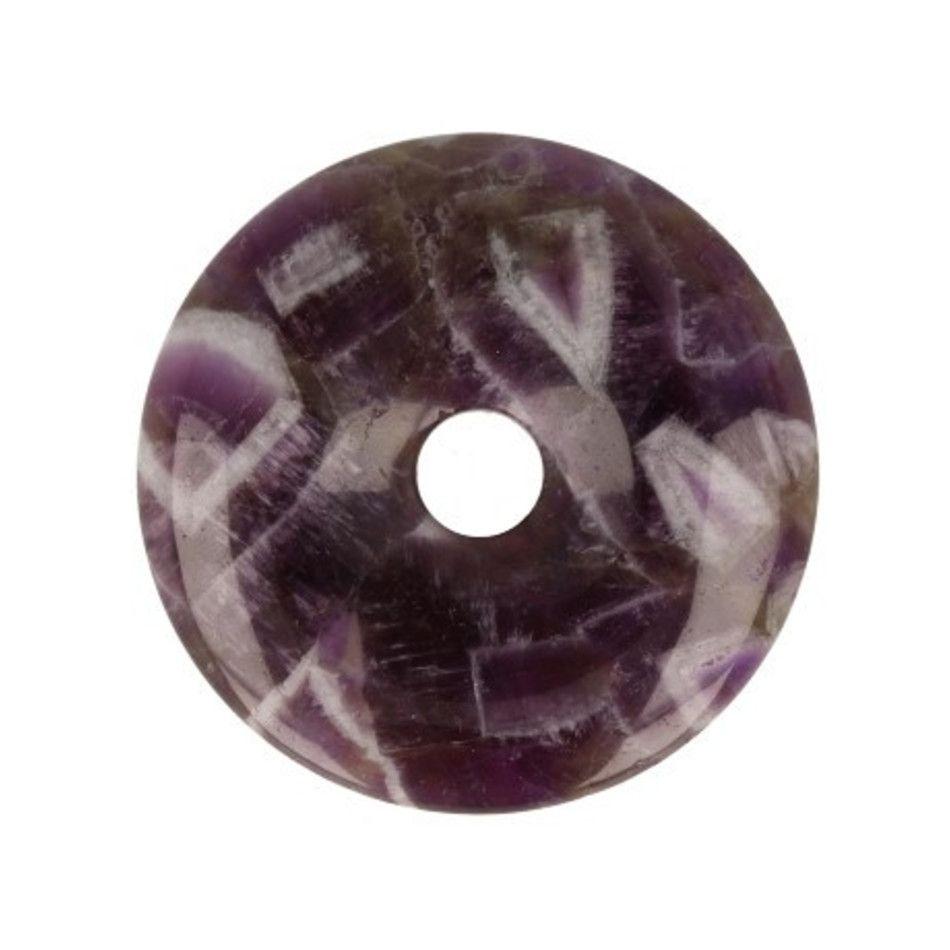 Amethist donut 50 mm