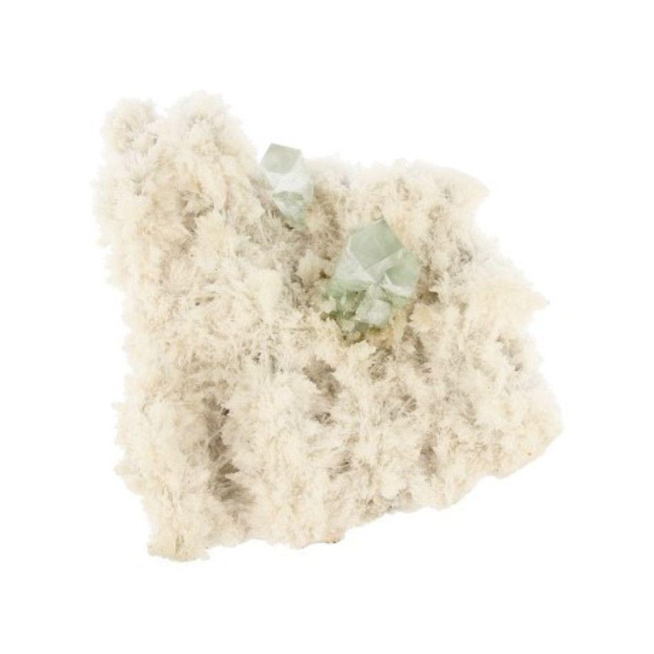 Apofyliet groen op Scoleziet, India, nr.326