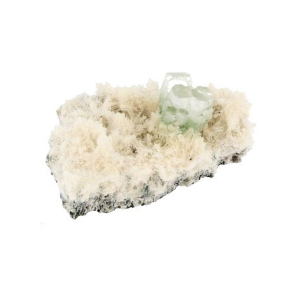 Apofyliet groen op Scoleziet, India, nr.328