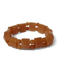 Aventurijn oranje fantasy armband