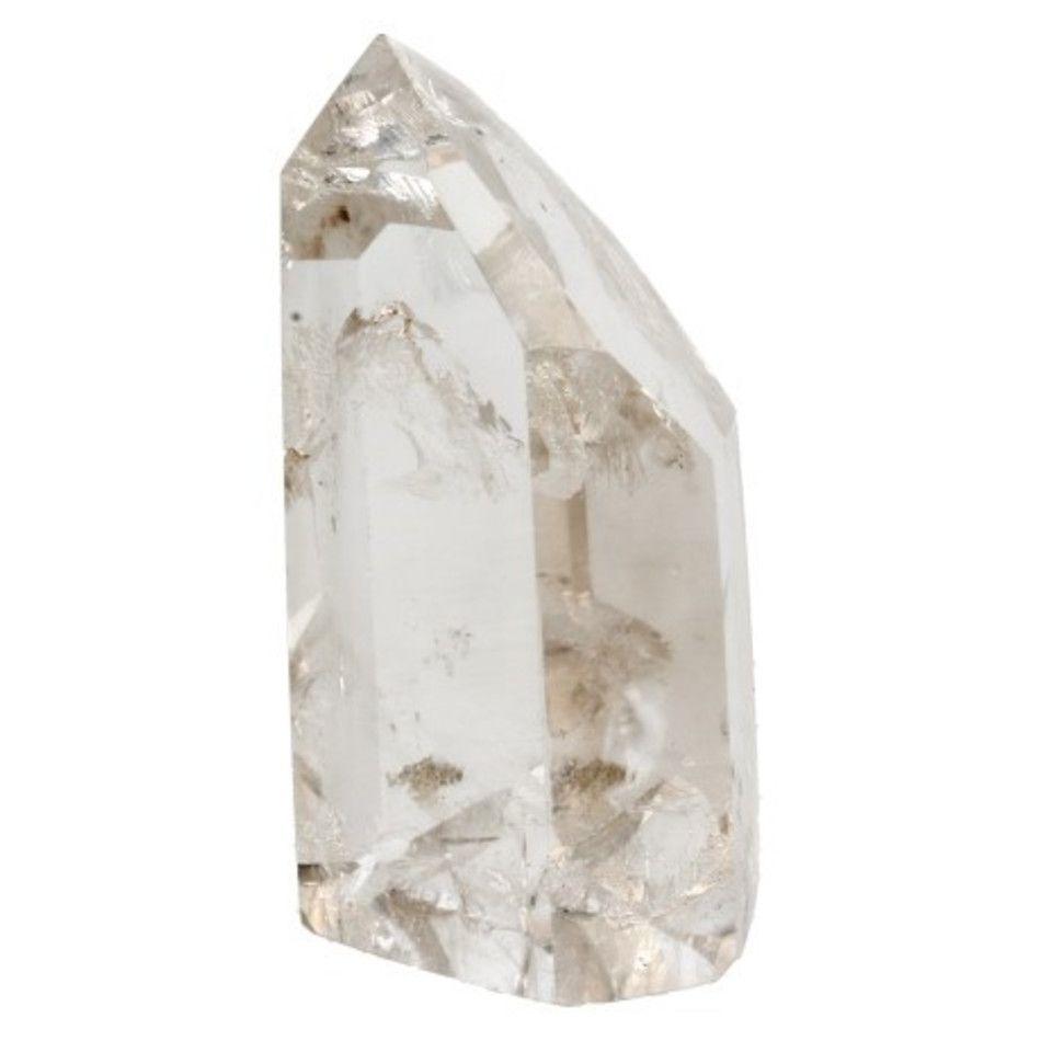 Bergkristal geslepen punt nr.22