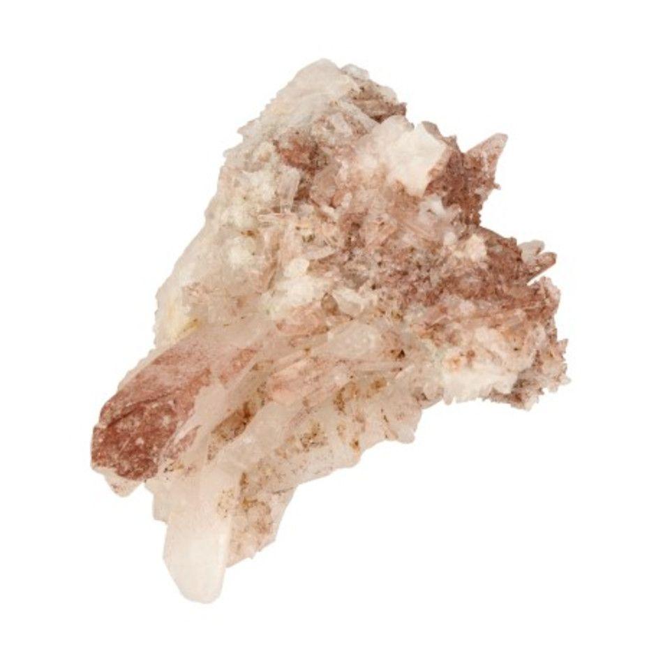 Bergkristal / Lemurisch kristal / Fadenkwarts ruwe combi nr.13