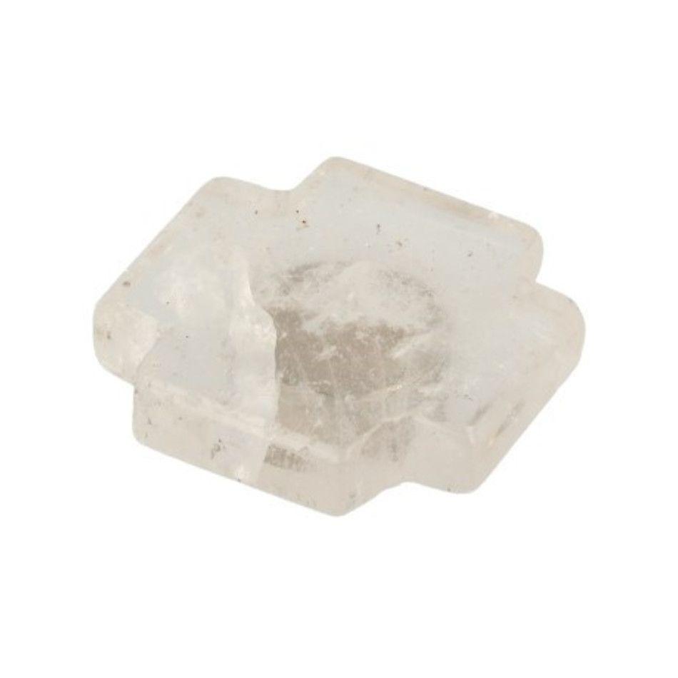 Bergkristal magneet kruis