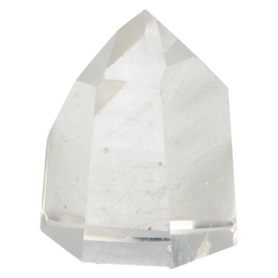 Bergkristal puntje gepolijst AA 50 - 60 gram