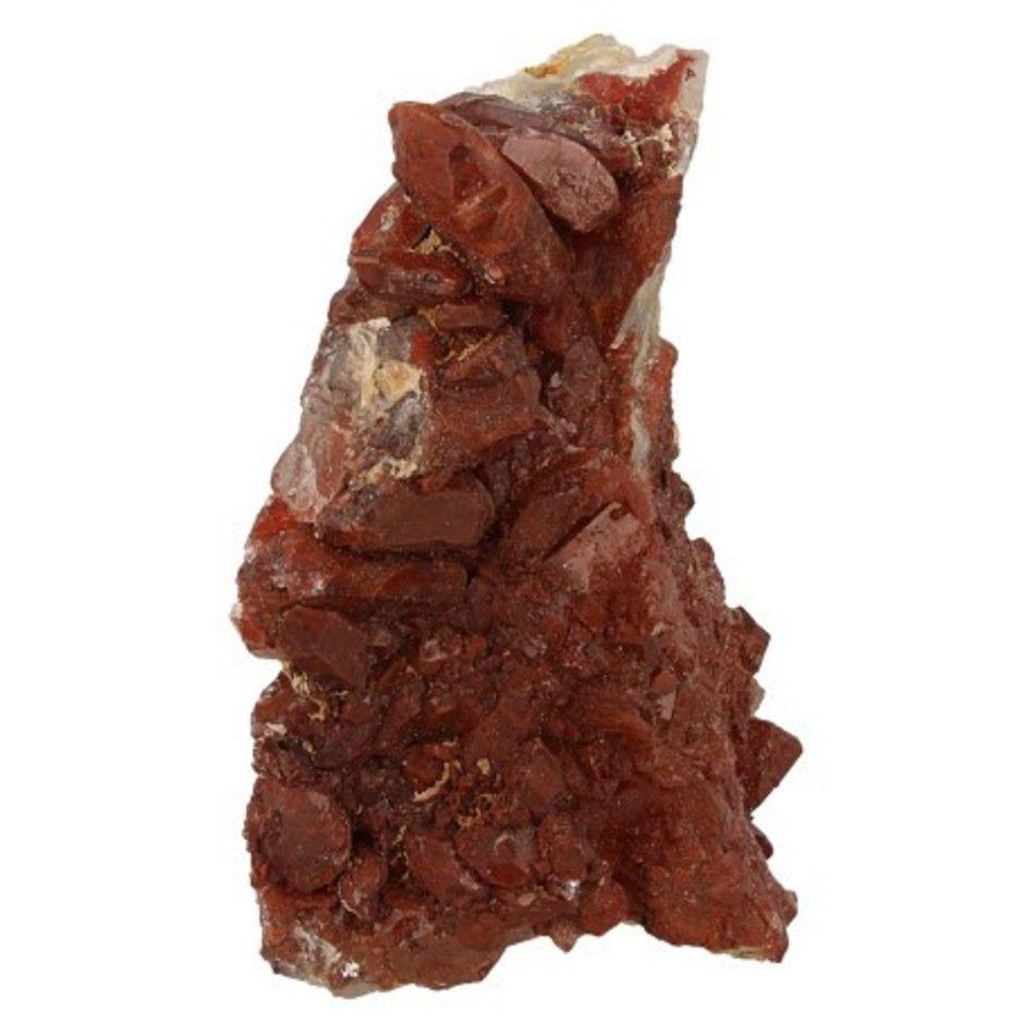 Bergkristal rood ruw nr.1