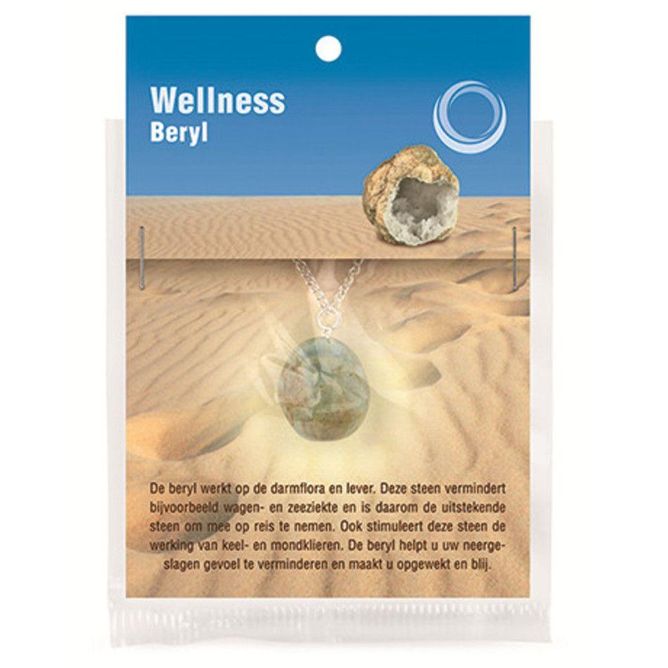 Beryl gezondheids hanger