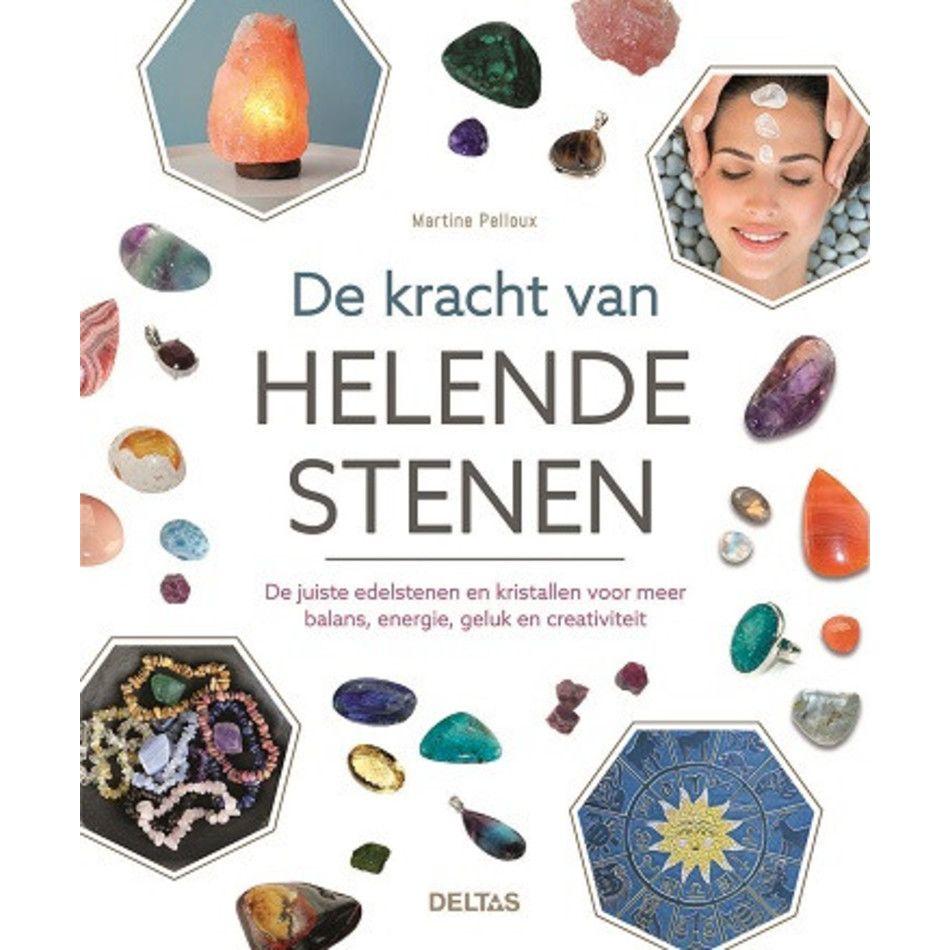 Boek: De kracht van helende stenen