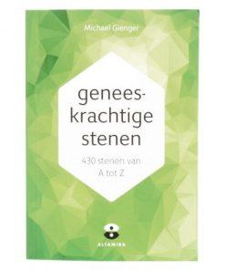Boek: Geneeskrachtige stenen, 430 stenen van A tot Z