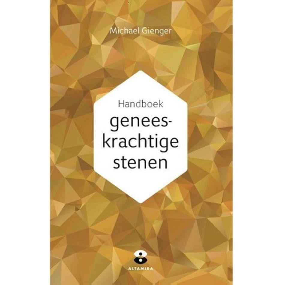 Boek: Handboek Geneeskrachtige stenen