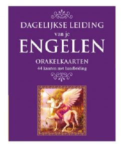Dagelijkse Leiding van je Engelen, orakelkaarten