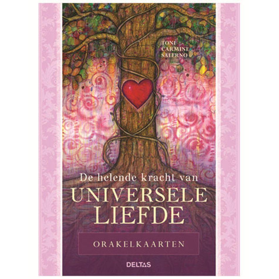 De helende kracht van Universele Liefde - orakelkaarten