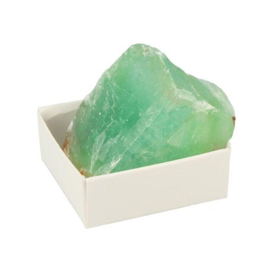 Doosje Calciet smaragd groen