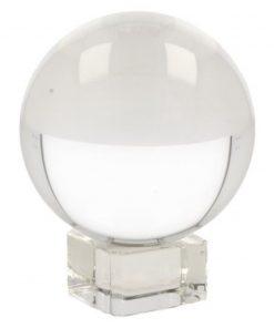 Feng shui kristallen bol 60 mm