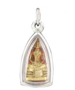 Geluksamulet Boeddha klein