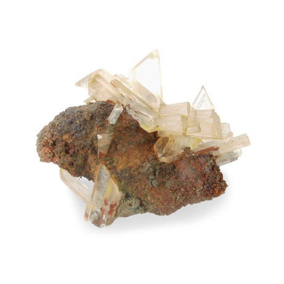 Gips kristallen, Amerika, nr. 367