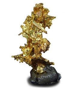 Goud kristal, Canada, nr. 134
