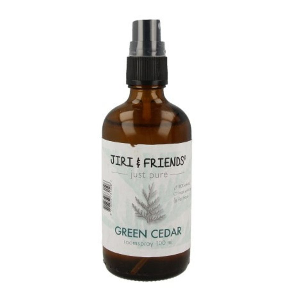 Green Cedar Aroma therapie spray