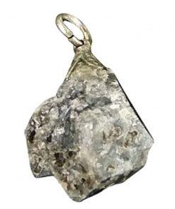 Grossulaar edelsteen hanger ruw