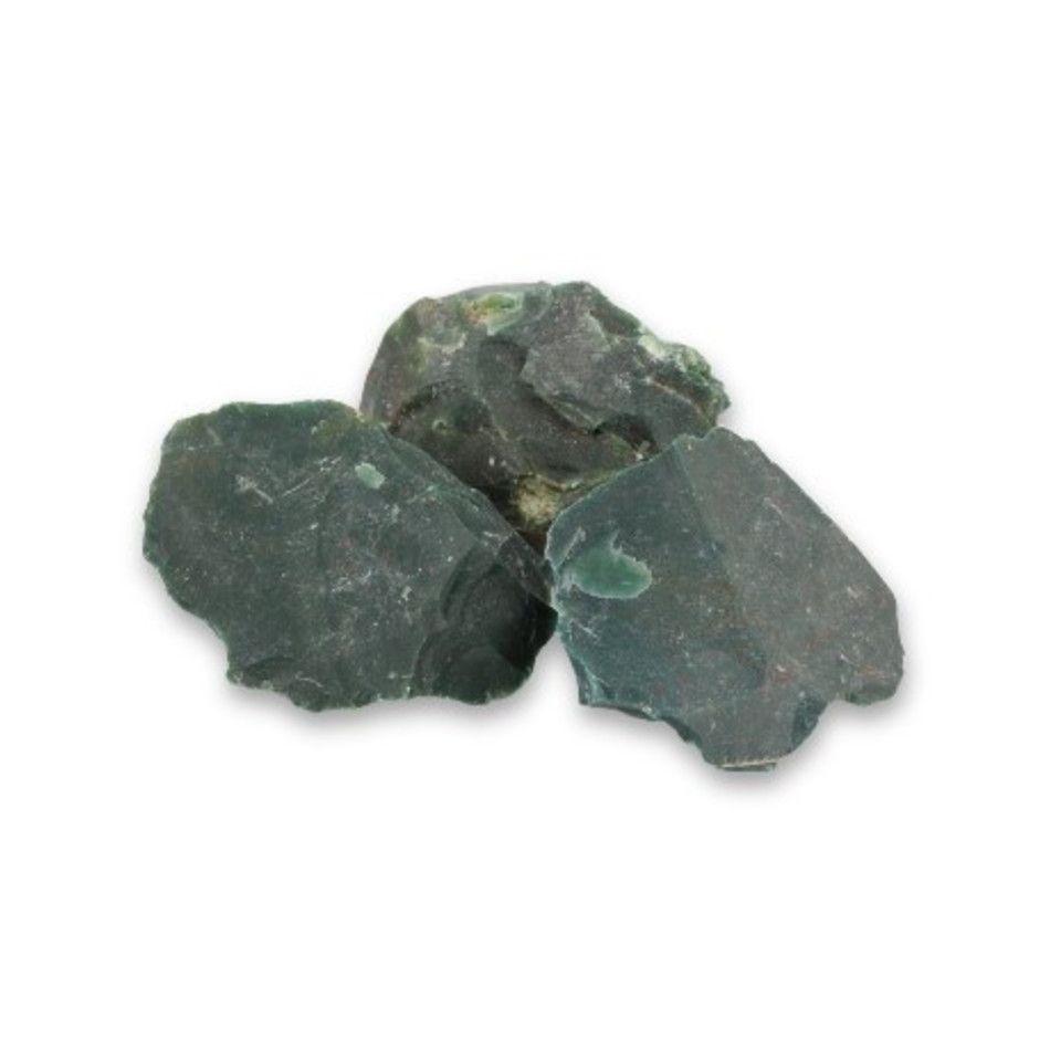 Heliotroop groen ruw, p/kg