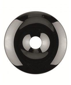 Hematiet donut 30 mm