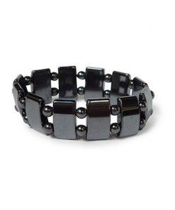 Hematiet fantasy armband