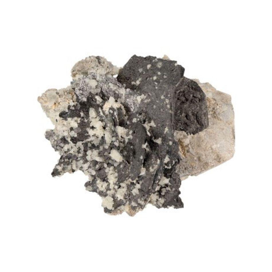 Hematiet gekristalliseerd ruw nr.3