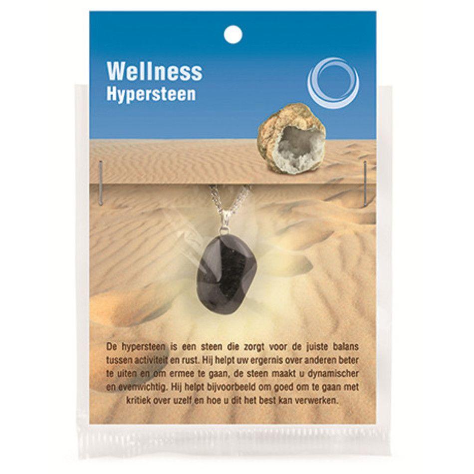 Hyperstheen gezondheids hanger