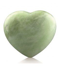 Jade edelsteenhart 45 mm