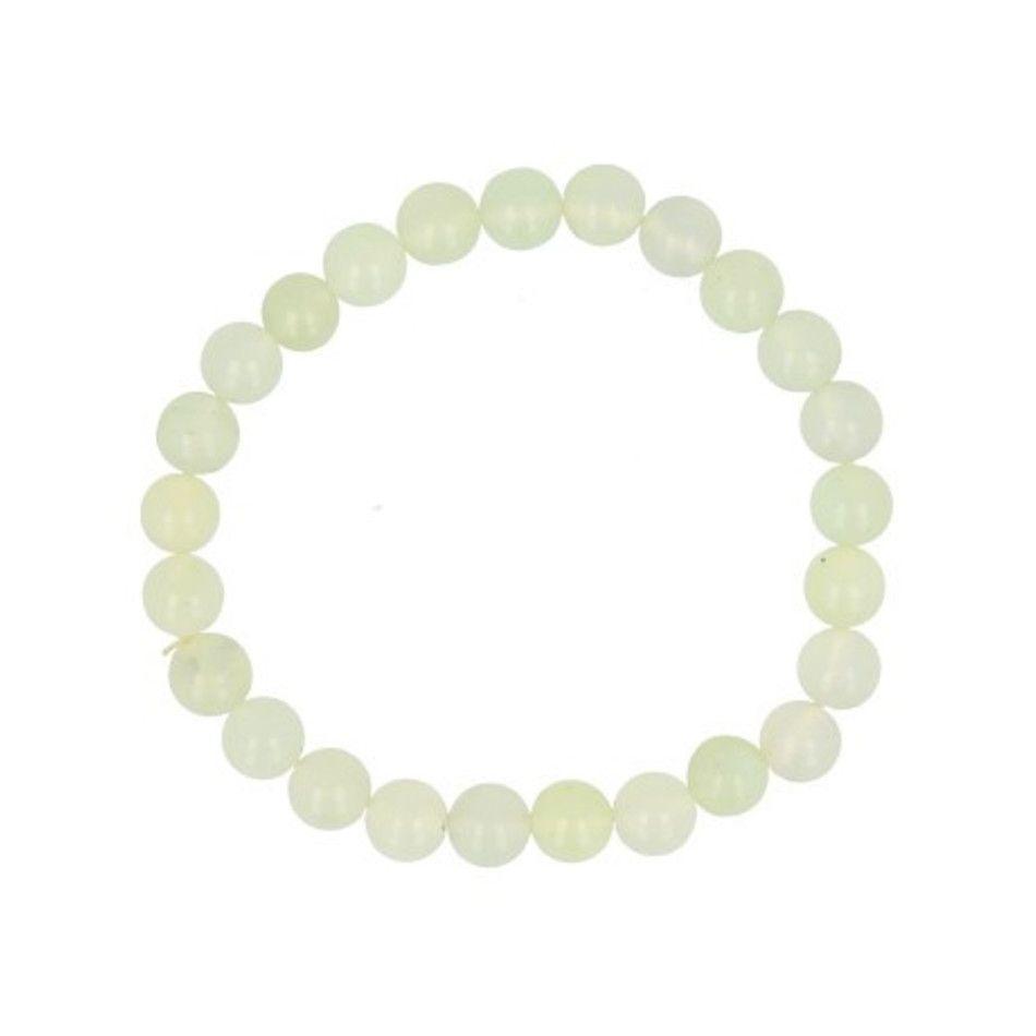 Jade kralenarmband 8 mm