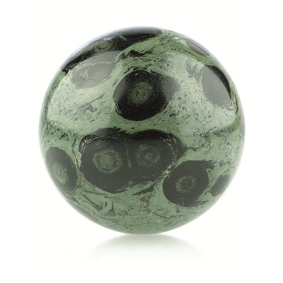 Jaspis kamballa 4 - 4,5 cm edelsteen bol