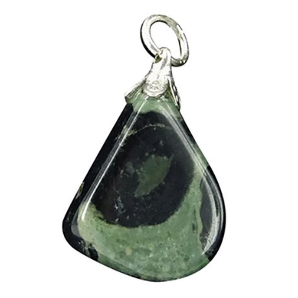 Jaspis kamballa edelsteen hanger