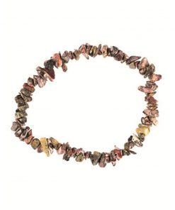 Jaspis luipaard splitarmband