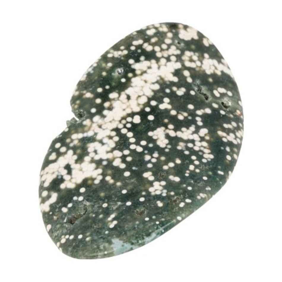 Jaspis oceaan edelsteen pringle