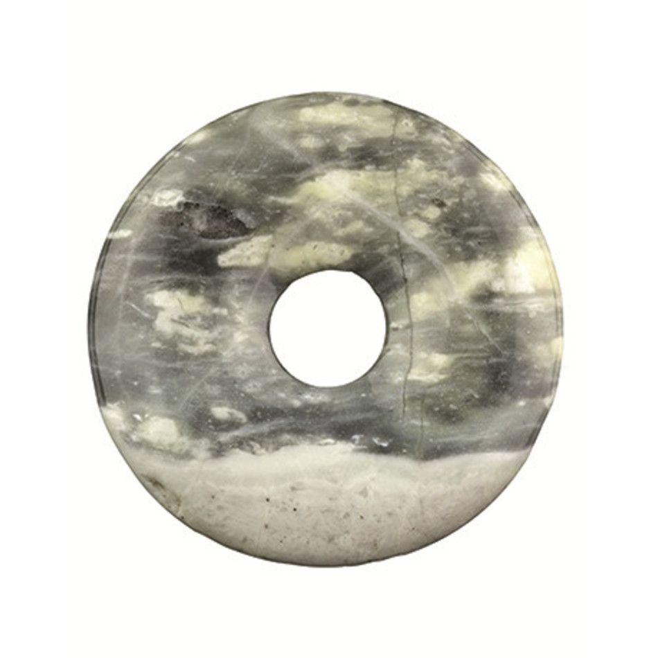 Jaspis Picasso donut 30 mm