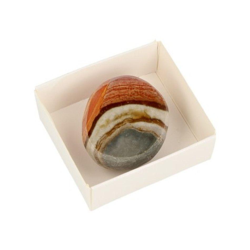 Jaspis polychroom ema egg