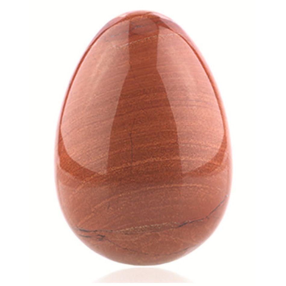 Jaspis rood edelsteen ei A