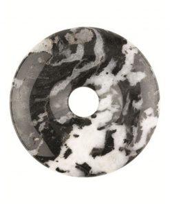 Jaspis zebra donut 30 mm