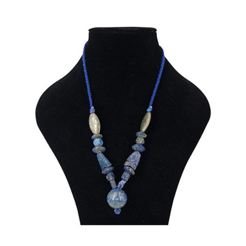 Ketting Lapis Lazuli met bol